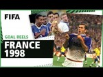 All of France's 1998 World Cup Goals | Henry, Zidane & more!