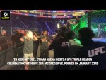 UFC 257: Inside Fight Island! Behind the scenes at venue for Conor McGregor v Dustin Poirier