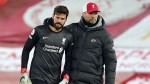 Alisson 5/10 as Liverpool suffer stunning defeat