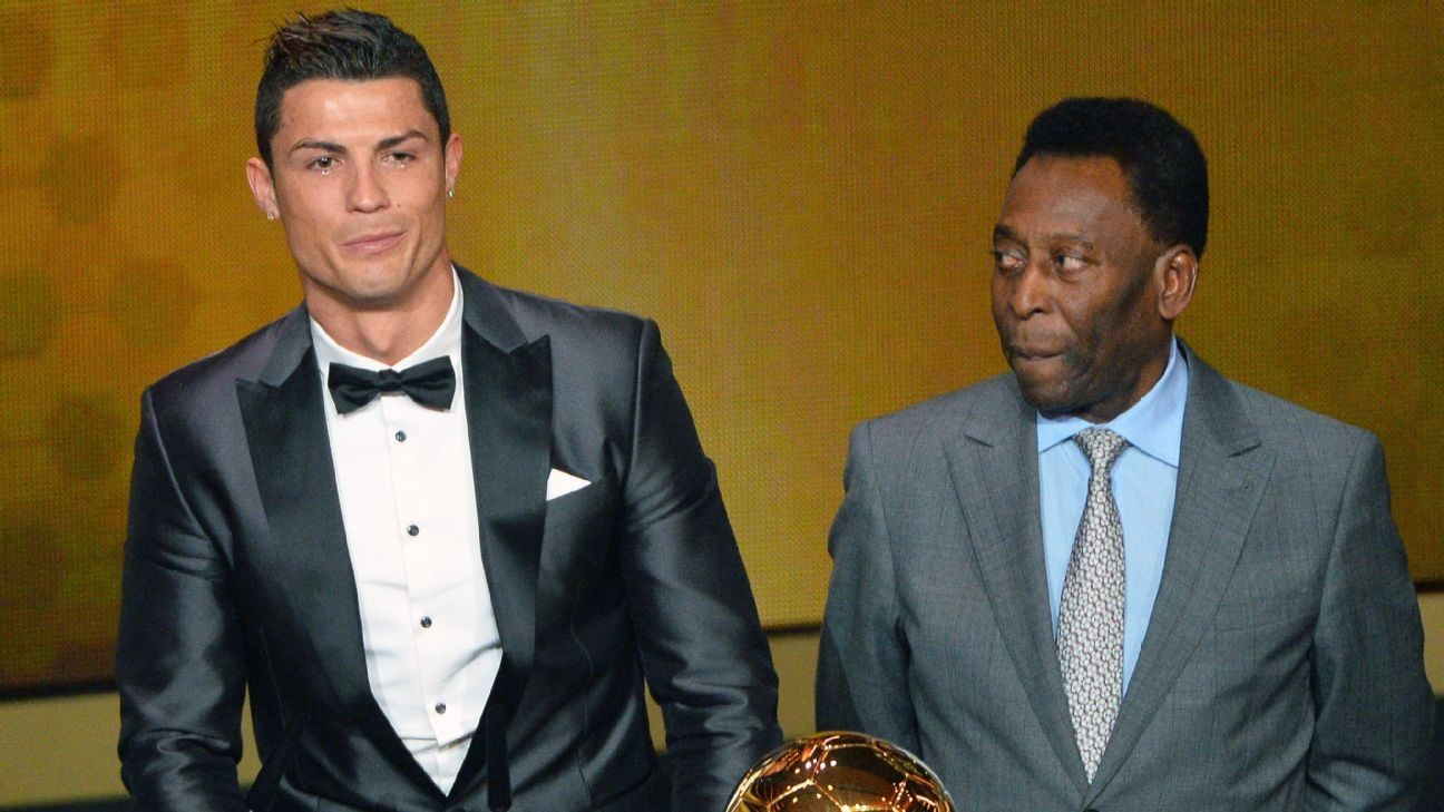 Is Ronaldo the all-time top scorer? Or Pele? Or Bican? We may never know