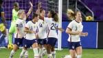 USWNT beat Colombia again on Rapinoe brace