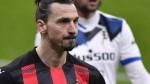 Leaders AC Milan stunned by Atalanta