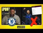 """The only reason Chelsea haven't sacked him is because he's a club legend"" Darren Bent SLAMS Lampard"