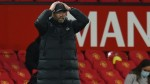 Klopp: FA Cup loss to United 'not what we wanted'
