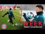 One Week with Robert Lewandowski