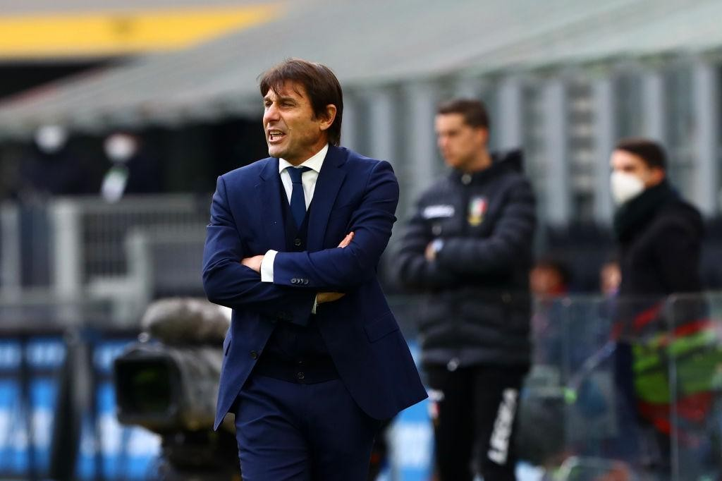 """CONTE: """"A GREAT TEAM PERFORMANCE WILL BE REQUIRED"""""""