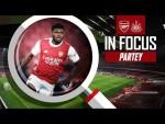 Thomas Partey | Every Touch | Arsenal vs Newcastle (3-0) | Premier League
