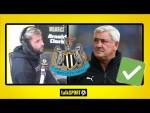 """""""I FEEL FOR STEVE!"""" Charlie Austin backs Newcastle boss Steve Bruce to improve things at Newcastle"""