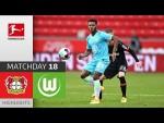 Bayer 04 Leverkusen - VfL Wolfsburg | 0-1 | Highlights | Matchday 18 – Bundesliga 2020/21