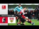 SC Freiburg - VfB Stuttgart | 2-1 | Highlights | Matchday 18 – Bundesliga 2020/21