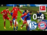 Müller's Brace and Kimmich's Assist Hattrick | Schalke 04 - Bayern München 0-4 | Highlights