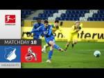 TSG Hoffenheim - 1. FC Köln | 3-0 | Highlights | Matchday 18 – Bundesliga 2020/21