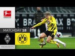 Borussia M'gladbach - Borussia Dortmund | 4-2 | Highlights | Matchday 18 – Bundesliga 2020/21