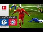 Lewandowski Extends Record! | FC Schalke 04 - FC Bayern München | 0-4 | All Goals | Matchday 18