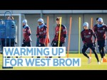 SUN & SNOW | MAN CITY TRAINING