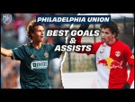 Brenden Aaronson | Philadelphia Union to RB Salzburg | 2019-2020 MLS Highlights