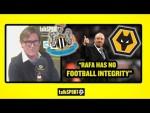 'GOING TO CHINA HAD NO INTEGRITY!' - Simon Jordan says Rafa Benitez has damaged his credibility