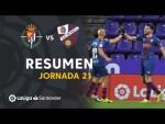 Resumen de Real Valladolid vs SD Huesca (1-3)