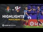 Highlights Real Valladolid vs SD Huesca (1-3)