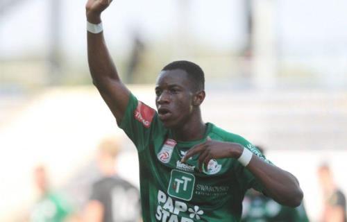 Yeboah's offensive power: Sturm had what Rapid lacks