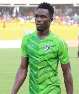 Bechem United striker Hafiz Konkoni blames poor officiating for Hearts defeat