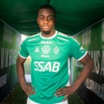 Ghanaian midfielder Adil Titi seals loan move to IK Brage