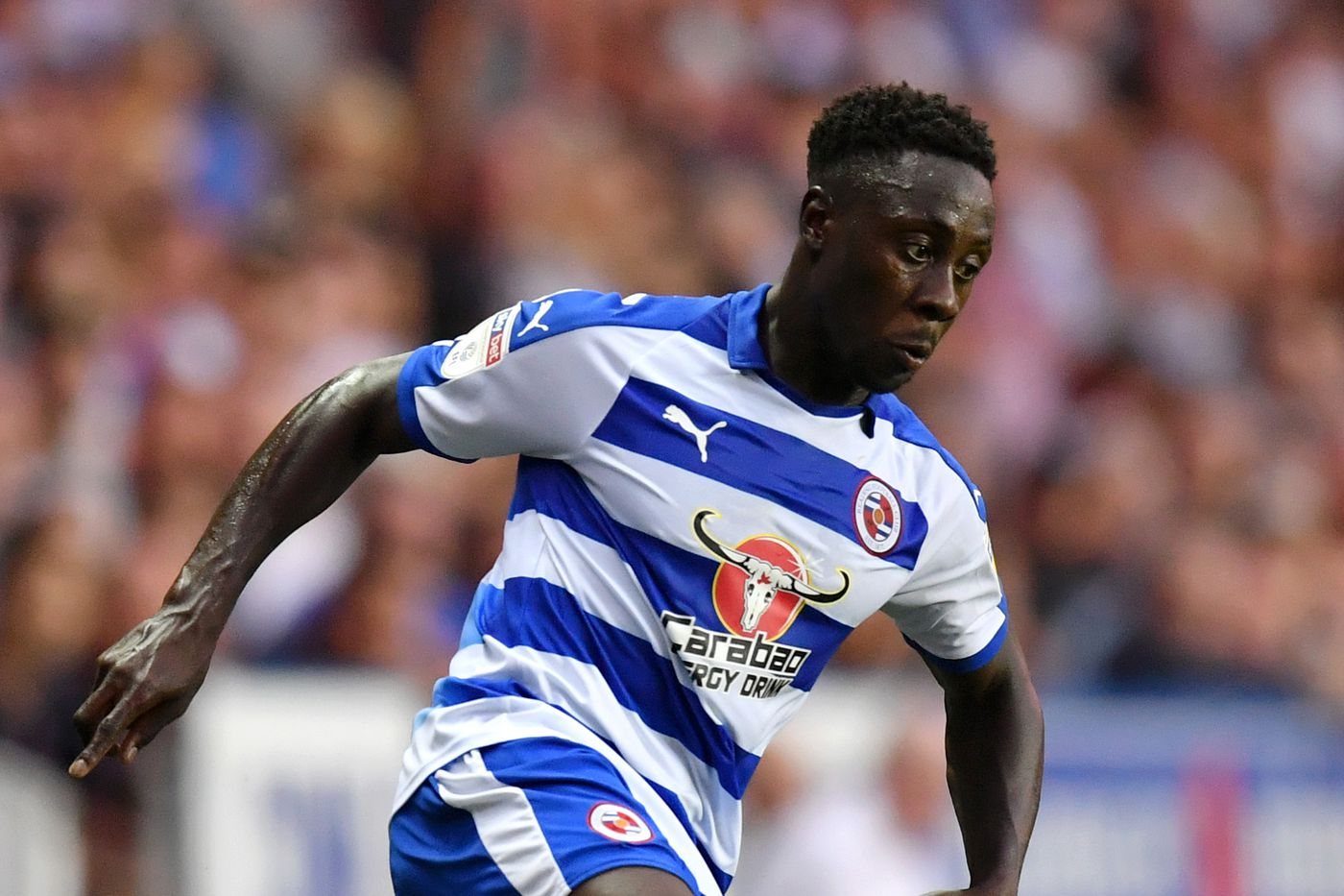 Ghana defender Andy Yiadom to resume training at Reading next week