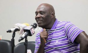 I deserve my appointment as Black Stars B coach - Annor Walker
