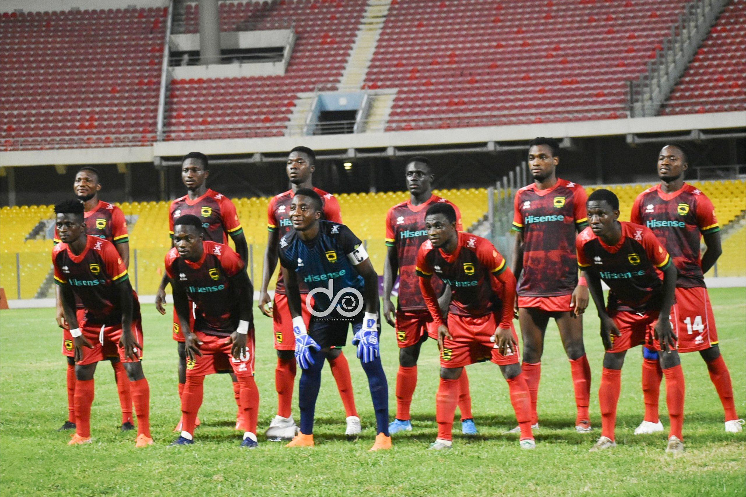 2021 Ghana Premier League: Sulley Muniru and Kwame Frimpong to miss Kotoko's game against Ebusua Dwarfs