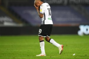 Andre Ayew disappointed after failing to score for Swansea in draw against Reading