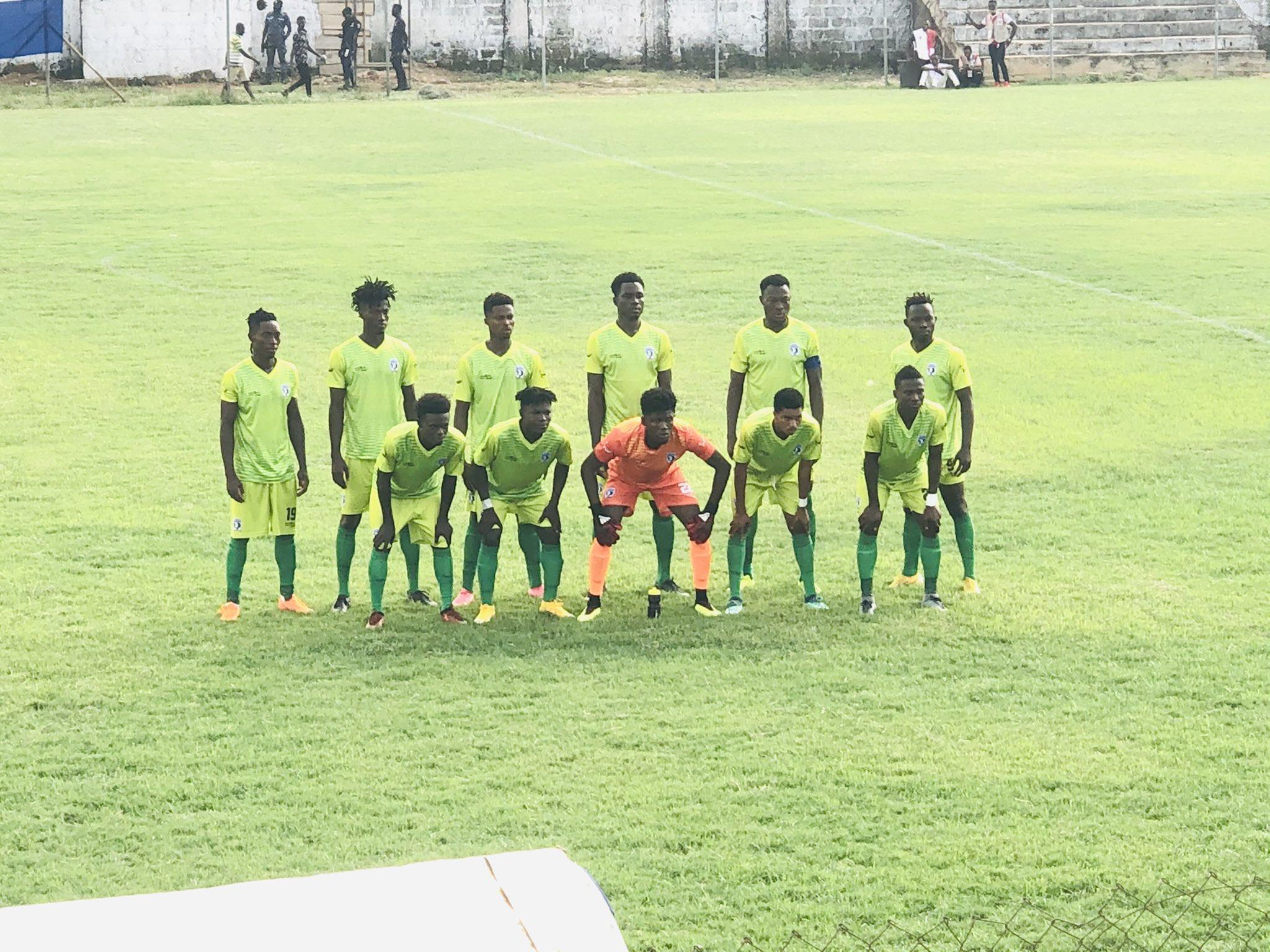 Bechem United will bounce back – Charles Mensah
