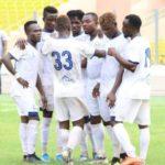 2021 Ghana Premier League: Berekum Chelsea v Medeama matchday 17 report