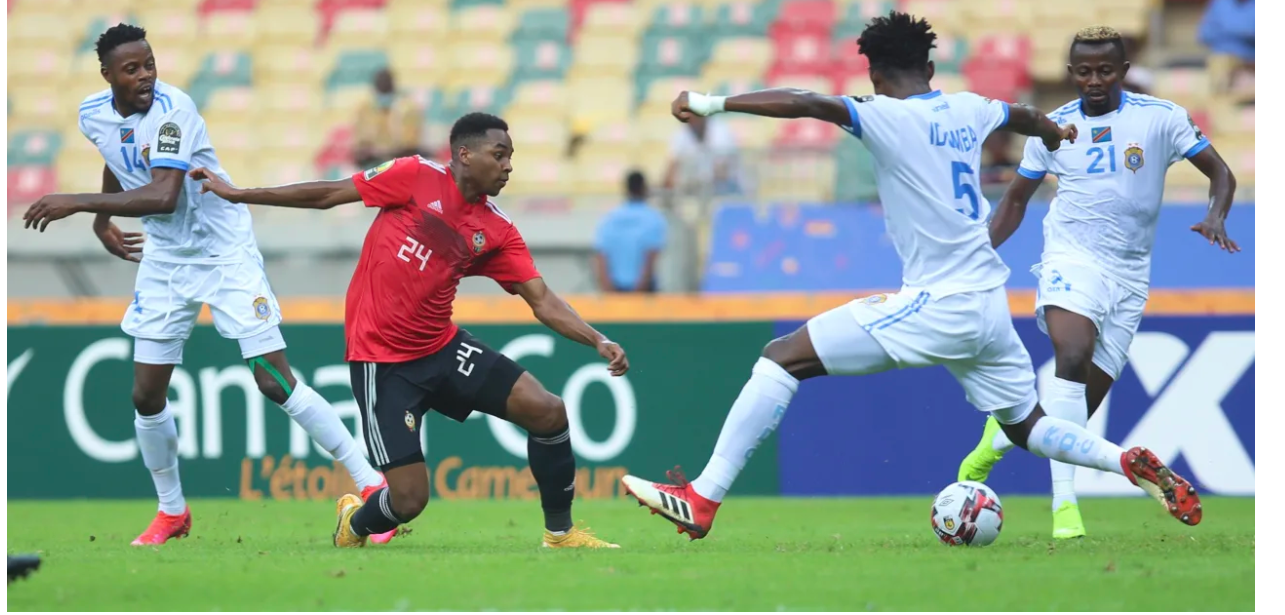 CHAN 2020: Masasi stunner rescues two-time winners DR Congo at the death