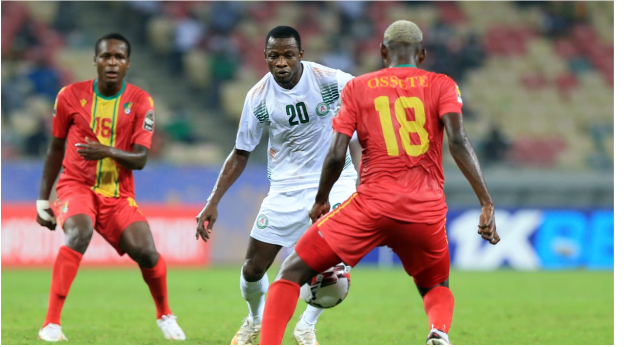 CHAN 2020: Niger rally to hold Congo in Group B clash