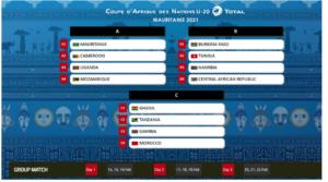 Hosts Mauritania kicks off Total U-20 AFCON against Cameroon