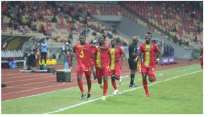 CHAN 2020: Congo defeat former champs Libya to storm quarters