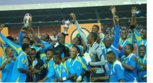 CHAN 2009 - First Joy for the Leopards