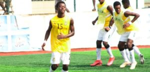 Inter Allies youngster Samuel Boakye makes final squad for 2021 WAFU Zone B Cup of Nations