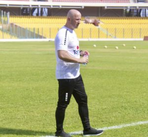 Inter Allies FC coach hints of making signings in second transfer window