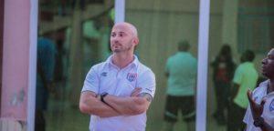 Under pressure Inter Allies FC coach Danijel Mujkanovic keen on turning around poor form