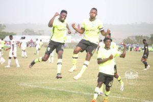 20/21 Ghana Premier League: Dreams v Liberty Professionals matchday 10 report