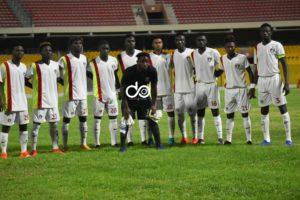 Eleven Wonders coach Ignatius Osei-Fosu names strong starting eleven for Bechem United showdown