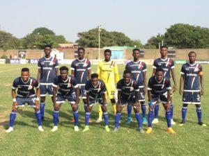 20/21 Ghana Premier League: Abraham Wayo's solitary strike see Liberty condemn Legon Cities to narrow defeat