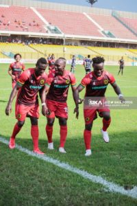 VIDEO: Kwame Opoku nets brace as Kotoko beat Liberty Professionals
