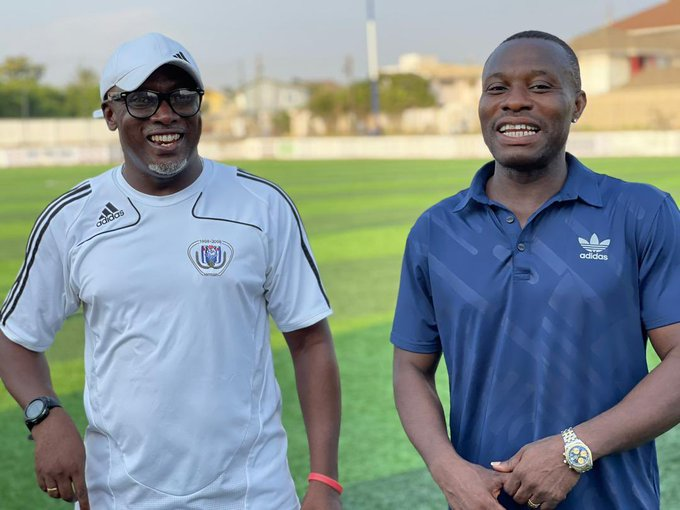 Great Olympics appoint Godwin Attram as assistant coach