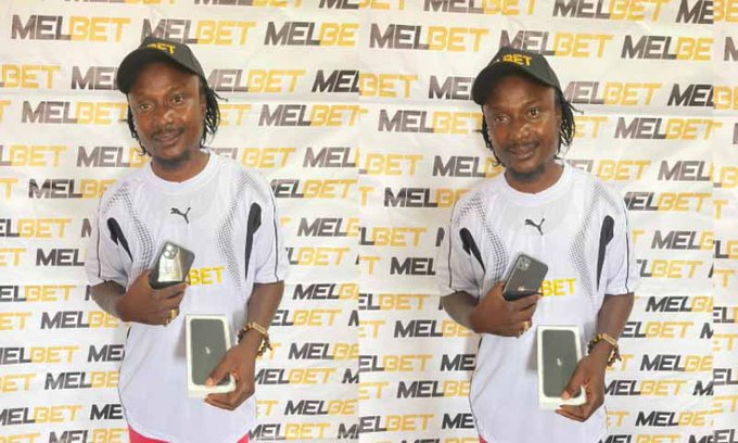 Solomon Odoteye wins Melbet iPhone 11 December giveaway