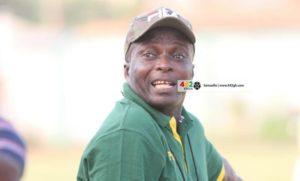 Our top six ambition still focus despite Eleven Wonders stalemate - Ebusua Dwarfs coach Ernest Thompson
