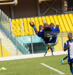 20/21 Ghana Premier League matchday nine: Great Olympics beat Inter Allies 2-0 in capital derby