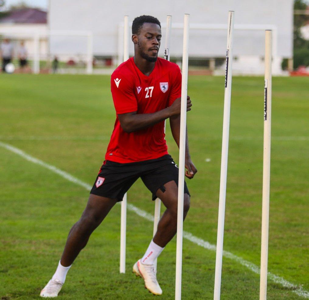 Exclusive: Ghana winger Edwin Gyasi to join Boluspor on loan from Samsunspor