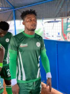King Faisal counting on star man Kwame Peprah for a win ahead of Eleven Wonders clash